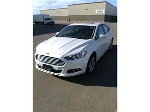 2016 Ford Fusion AWD, LOADED.LEATHER.. GET APPROVED TODAY! Edmonton Edmonton Area image 2