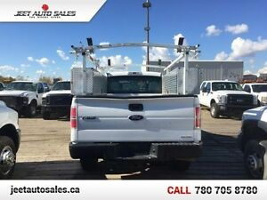 2012 Ford F-150 4X4 5.0L 6.6Ft BOX/TOOL BOXES GAS Edmonton Edmonton Area image 4