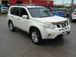 2012 Nissan X-Trail T31 MY11 ST (FWD) White 6 Speed Manual Wagon Brendale Pine Rivers Area Preview