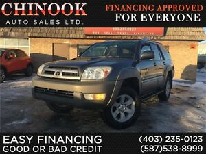 2003 Toyota 4Runner SR5 Sport V6 4x4-Sunroof,Tow Hitch,Bluetooth