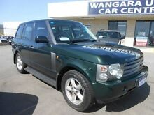2004 Land Rover Range Rover HSE Green 5 Speed Automatic Wagon Wangara Wanneroo Area Preview