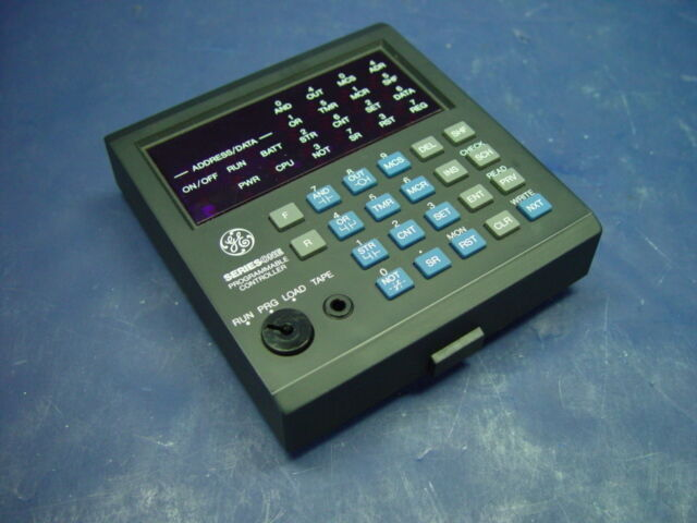 General Electric GE Programmer Controller IC610PRG105A
