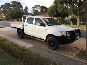 2011 TOYOTA HILUX 4X4 SR D4D 3.0L DSL/TURBO DUAL CAB ( BCF'ing FUN! ) Bayswater Bayswater Area Preview