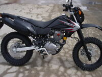 HONDA on/off Road Demo/New at BillsCycle $154 a month