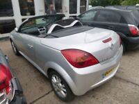 VAUXHALL TIGRA - DU55KWL - DIRECT FROM INS CO