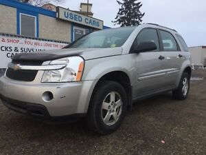 2008 Chevrolet Equinox LS AWD 6 MONTHS FREE WARRANTY
