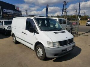 2003 Mercedes-Benz Vito 112CDI 4 Speed Automatic Van Lilydale Yarra Ranges Preview