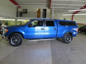 2012 Ford F-150 5.0L Loaded Matching Topper Fresh Trade