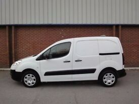 2011 PEUGEOT PARTNER 1.6 Diesel 3Seat With 12 Month MOT PX Welcome