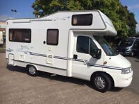 Elddis Xpedition 400 Motorhome