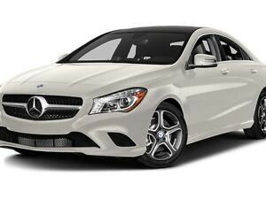 2016 Mercedes-Benz CLA-CLASS 4MATIC Coupe
