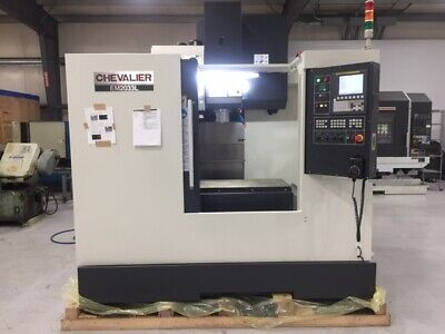 New Chevalier Cnc--- Em2033 Mill Fbl230 Lathe Package