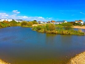 Stunning Static Caravan Pitch For Sale at Romney Sands Kent Beach