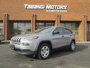 2014 Jeep Cherokee BLUETOOTH | AUX | USB | ALLOYS |