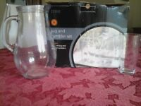 Jug and Tumbler Set