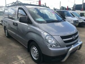 2015 Hyundai iLOAD TQ MY15 Silver 5 Speed Automatic Van Granville Parramatta Area Preview