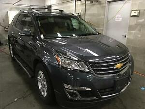2014 Chevrolet Traverse 2LT FWD Leather Sunroof loaded