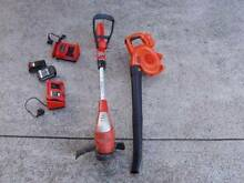 BLACK & DECKER WHIPPER SNIPPER & BLOWER Kurri Kurri Cessnock Area Preview