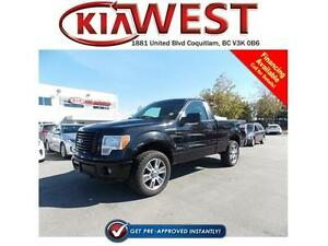 2014 Ford F-150 Regular Cab