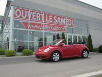 2007 Volkswagen New Beetle Convertible CABRIO / DÉCAPOTABLE /CON