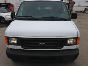 2005 Ford Econoline Cargo Van, CERTIFIED AND E-TEST