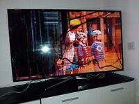 Samsung snart 3d 55inch spairs or repair tv