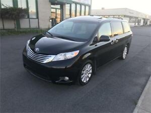 TOYOTA SIENNA 2011 LIMITED AWD RARE, TOP OF THE RANGE