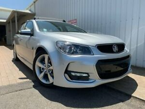 2015 Holden Commodore VF II MY16 SV6 Sportwagon Silver 6 Speed Sports Automatic Wagon Port Adelaide Port Adelaide Area Preview