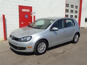 2013 Volkswagen Golf  2.5 Automatic ~ Finance available~ $10,900