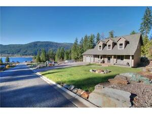 Great 4-Season Recreational Property in Mara, BC