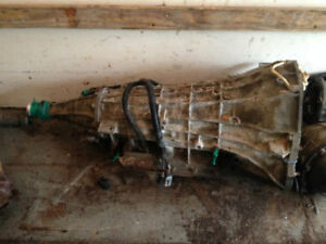 1996 FORD E4OD 2WD AUTOMATIC TRANSMISSION