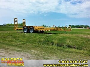 "CAM Super Line 96"" x 18' Flat Bed"