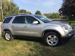 2008 GMC Acadia SLT SUV LOADED - 8 Passenger