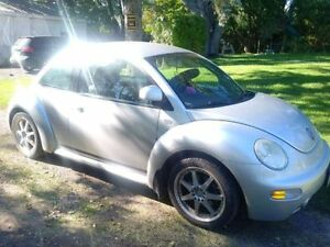 2000 Volkswagen New Beetle GLS Coupe, Lady driven!