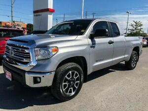 2017 Toyota Tundra DOUBLE CAB TRD OFF ROAD!