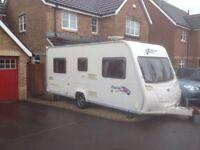 Bailey Pageant Bordeaux Series 6 Touring Caravan
