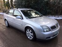 Vauxhall Vectra 1.8 Active 12 months mot just had new clutch cheap reliable car