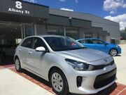 2017 Kia Rio YB MY17 S Silver 4 Speed Sports Automatic Hatchback Fyshwick South Canberra Preview