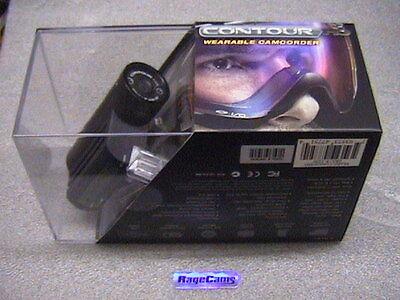 CONTOURHD 1080P HELMET CAMERA SPORT CAM DVR BULLET LENS (Contourhd Helmet Camera)