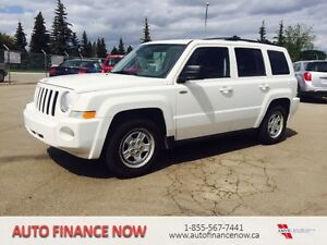 2010 Jeep Patriot TEXT EXPRESS APPROVAL TO 780-708-2071