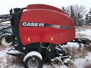 2014 CASE RB 565 Round Baler