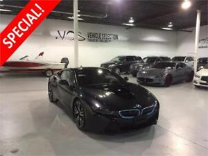2016 BMW i8 - V3357 - No Payments For 6 Months**