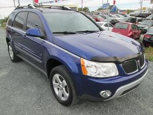 2007 PONTIAC TORRENT V6 SPORT-Leather-AWD-Sun Roof- SUV