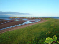 Incredible Beachfront Lot on the Northumberland Strait