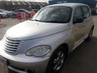 CHRYSLER PT CRUISER 55 REG 2.2 CRD DIESEL LEATHER CHROME ALLOYS LIMITED EDITION
