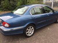 JAGUAR X-TYPE 2.0 *LOW MILEAGE* FULL SERVICE HISTORY*MOT- 19/11/2018* EXCELLENT *like mazda 6