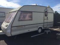 Eccles Diamond SE (2-3 man) Caravan