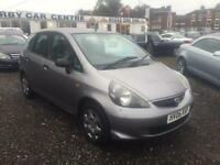 2006 HONDA JAZZ 1.2 i DSI S LOW INSURANCE 12 MONTHS WARRANTY AVAILABLE