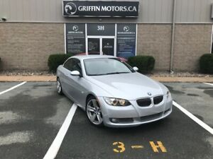2008 BMW 335 i Convertible  1 YEAR WARRANTY INCL.