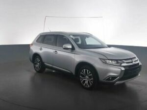 2015 Mitsubishi Outlander ZK MY16 XLS (4x2) Cool Silver Continuous Variable Wagon Geebung Brisbane North East Preview
